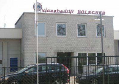 Vleesbedrijf Bolscher te Enschede